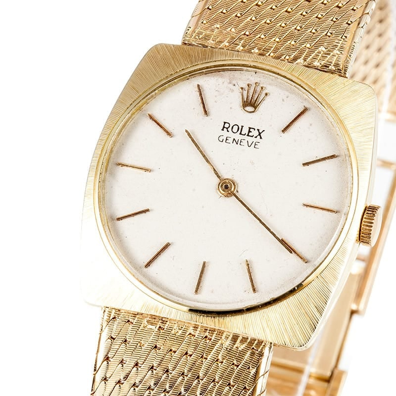 Rolex Cellini 14K Yellow Gold