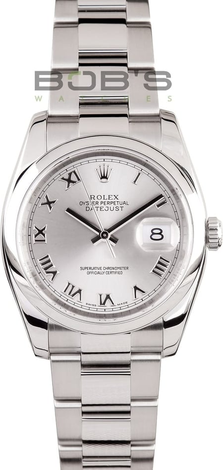 Rolex Datejust Oyster 116200