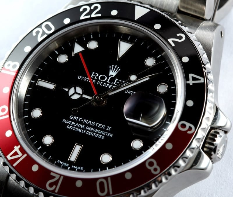 Used Rolex GMT Master II 16760