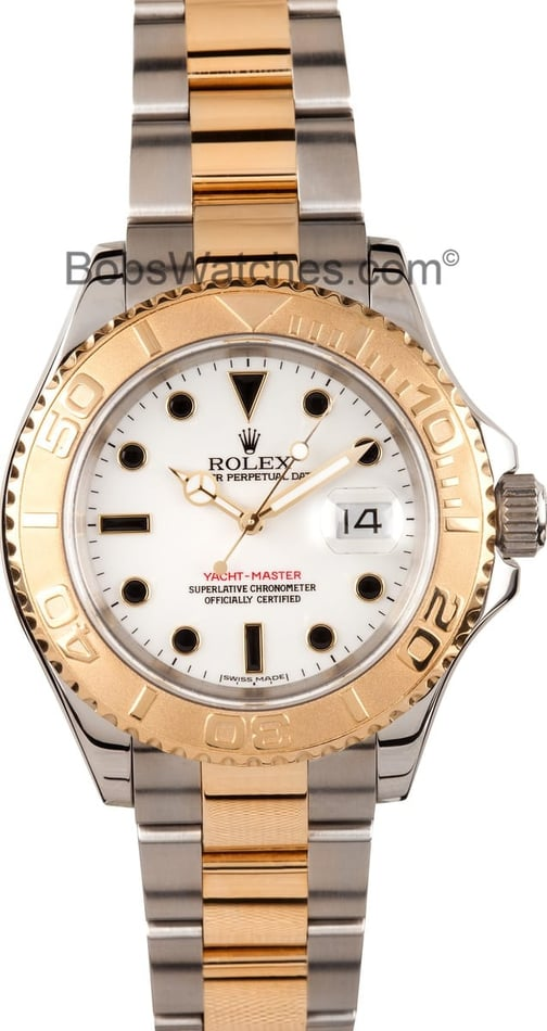 Rolex Yacht-Master Two Tone 16623