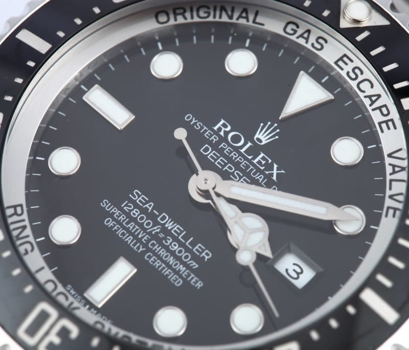 Rolex Deep Sea Sea-Dweller 116660
