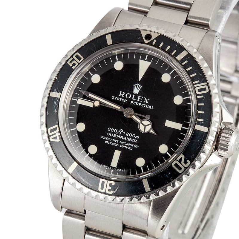 00871c8927e38 60 Certified Pre-Owned Vintage Rolex watches for Sale | Bob's Watches