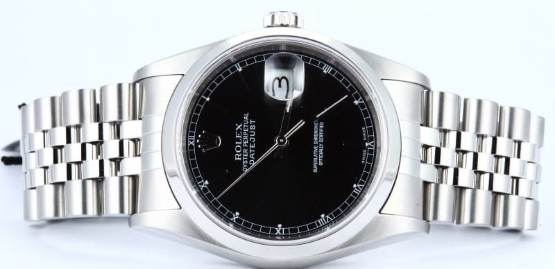 Pre-Owned Men's Rolex Datejust Watch 16200