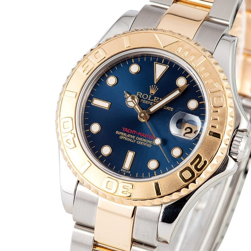 Mid-Size Rolex Yachtmaster 168623