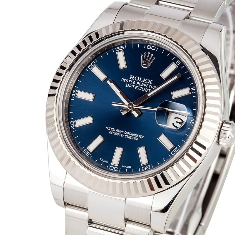 Rolex 41MM Datejust 116334 x