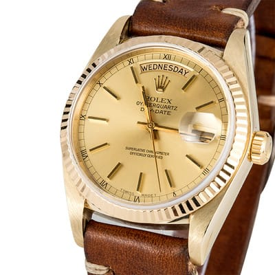 Rolex President 18038 Day-Date