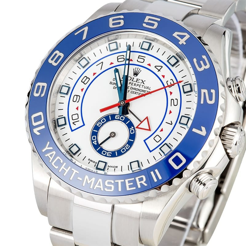 Rolex Yacht-Master II Stainless Steel 116680