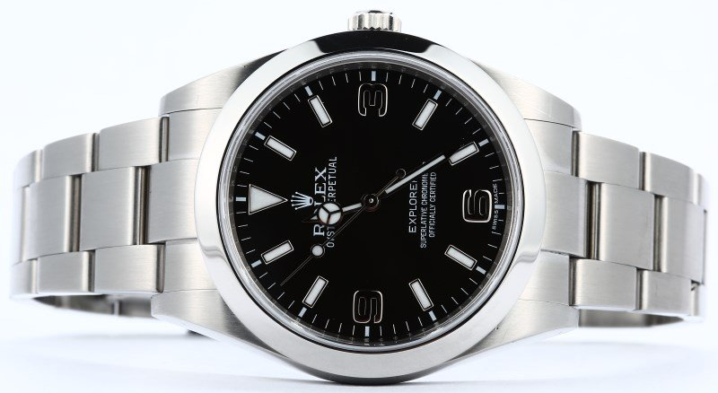 Rolex Explorer 214270 100% Authentic
