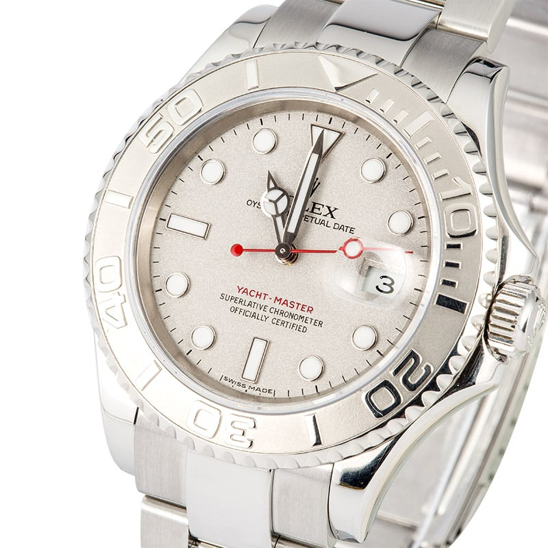 Rolex Yacht-Master 16622 Stainless Steel