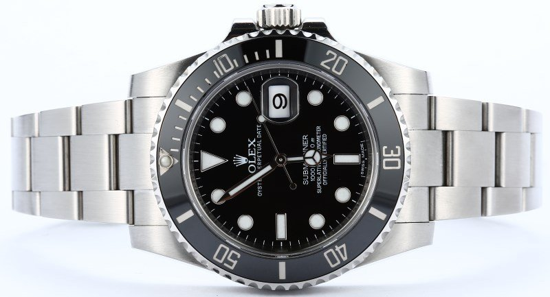 Rolex Submariner 116610 Box & Papers, Ceramic