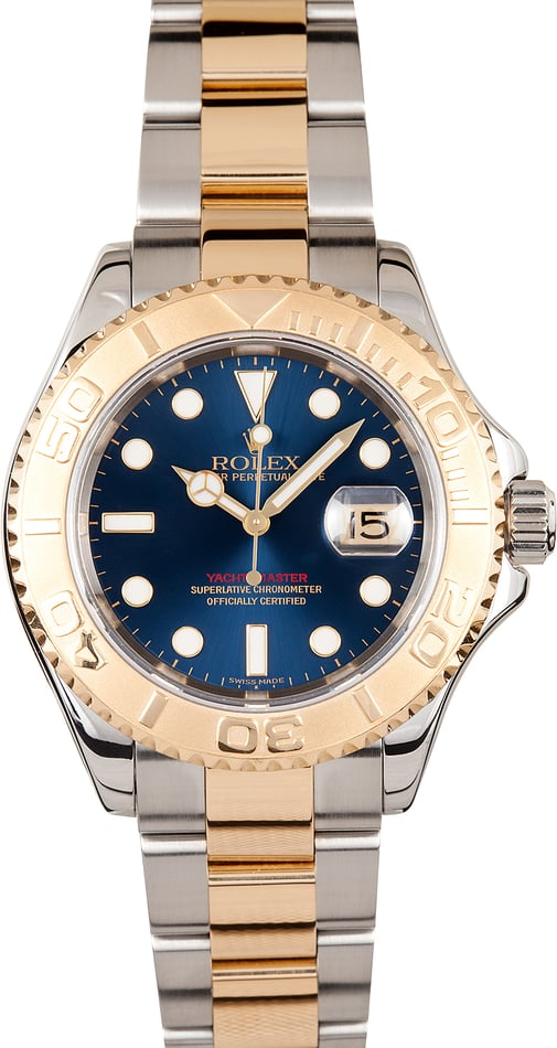 Rolex Yacht-Master 16623 Blue Dial