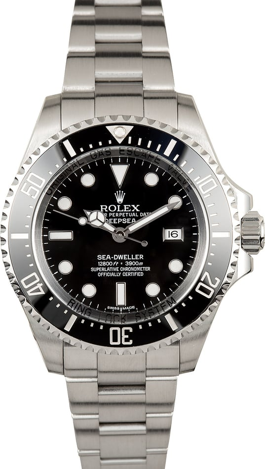 Rolex Deepsea 116660 Stainless Steel 44MM