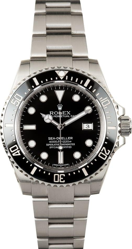 Rolex 40MM Sea-Dweller 116600
