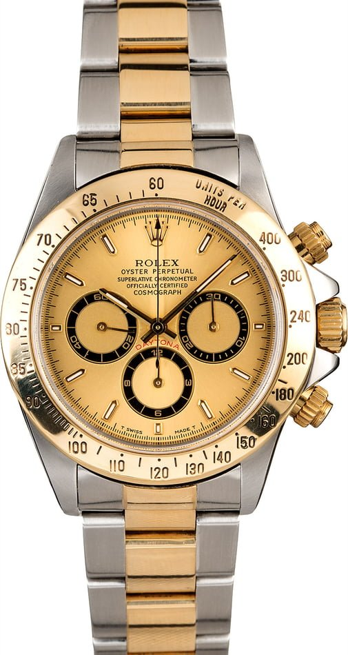 Rolex Daytona 16523 Zenith Movement