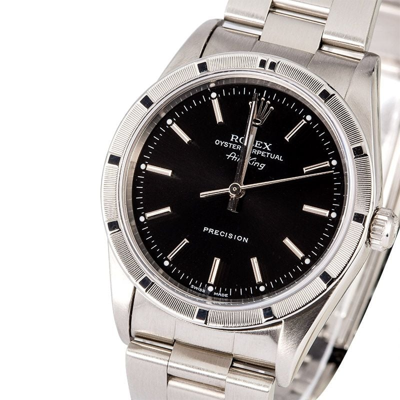 Rolex Air King Watches At Bob S Watches