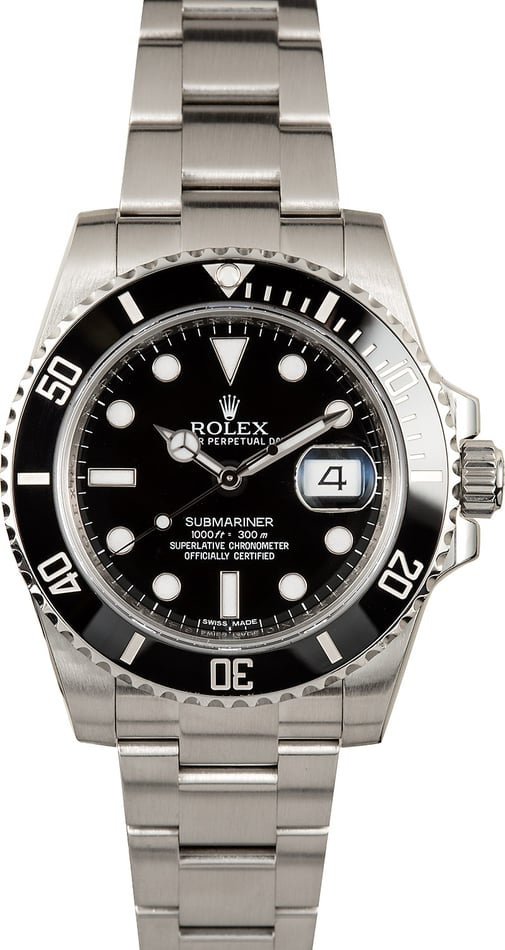 Pre-Owned Rolex Submariner 116610