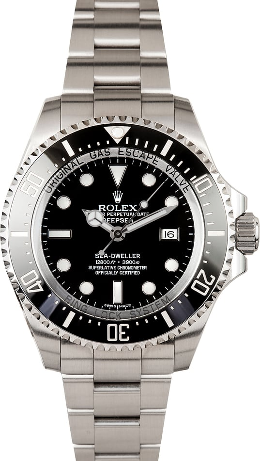 Rolex 116660 Sea-Dweller Deepsea