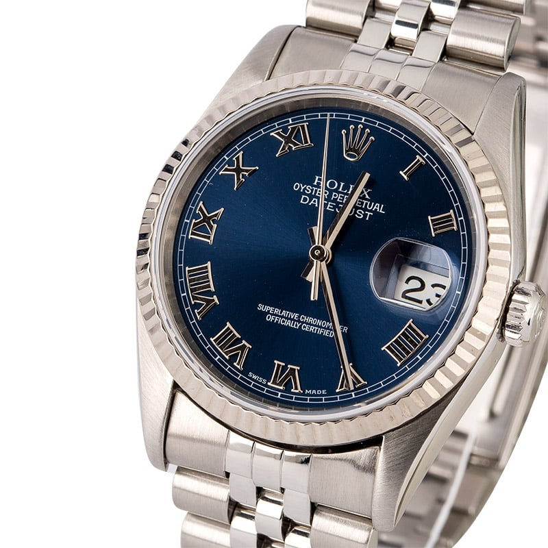 Rolex Oyster Perpetual Mens