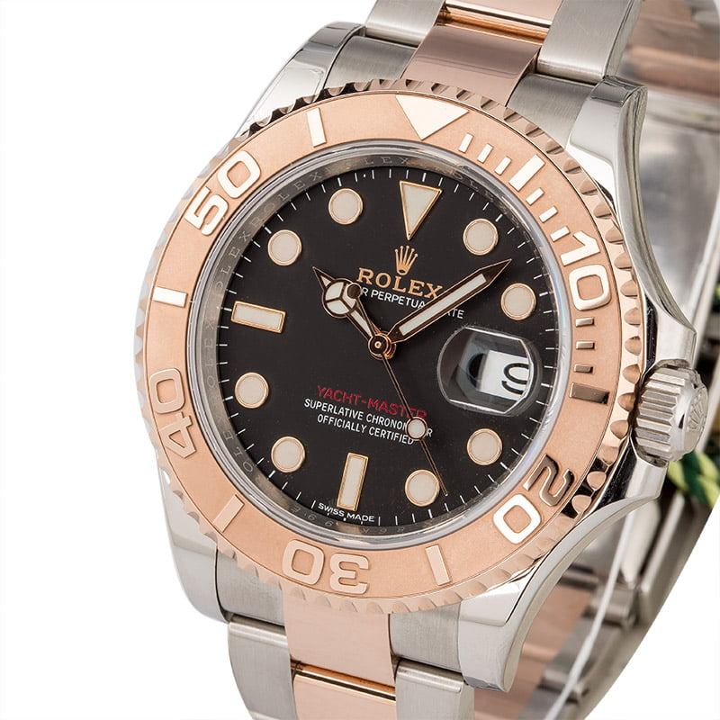 1473923dc69b Rolex Yachtmaster 116621 - Bob s Watches