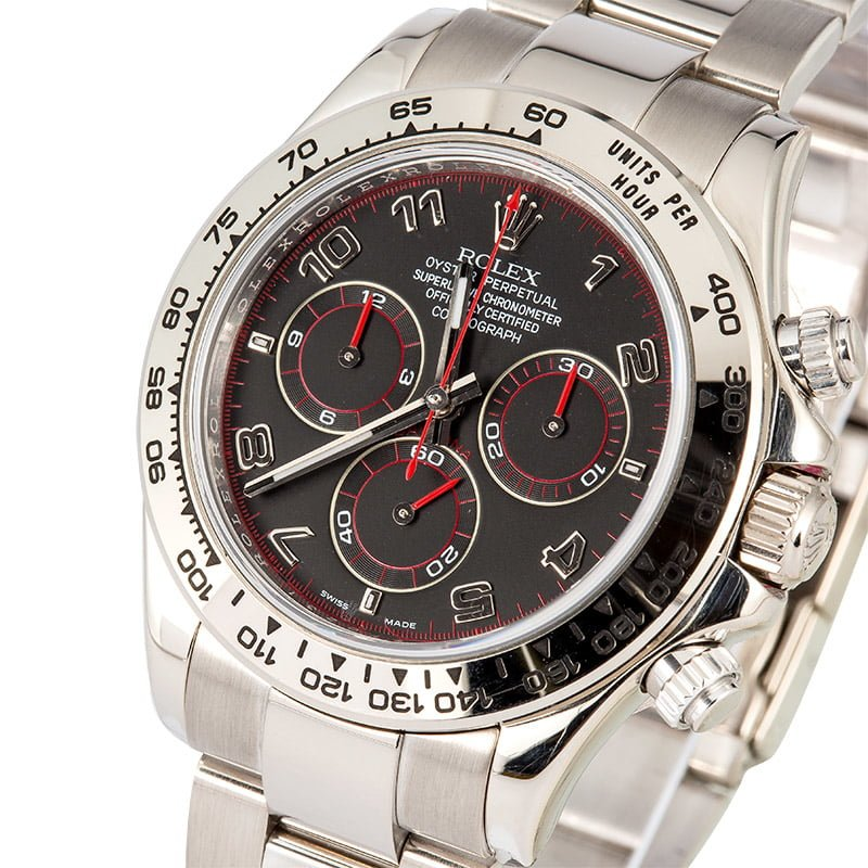 Shop Used Rolex Daytona 116509 Watches For Sale Bob S