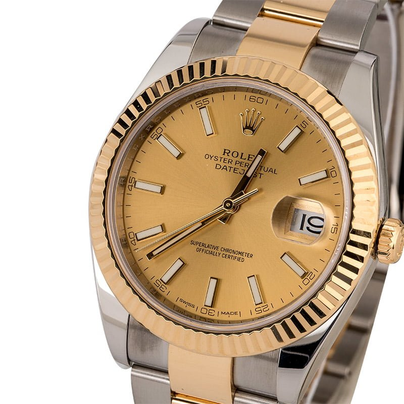 4f52115f2ee 65 Certified Pre-Owned Rolex DateJust watches for Sale
