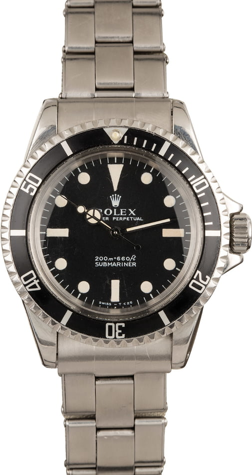 Buy Vintage Rolex Submariner 5513