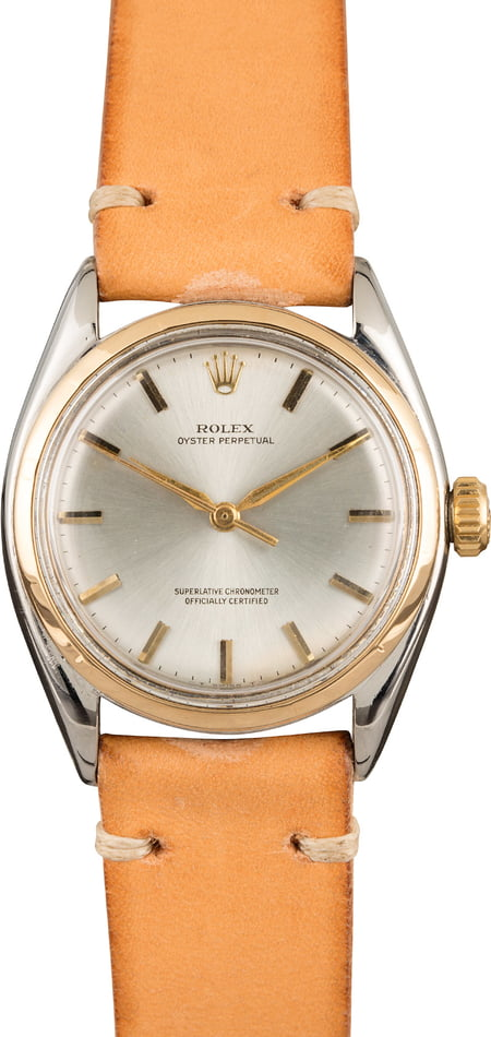 Rolex Oyster Perpetual Vintage Watch