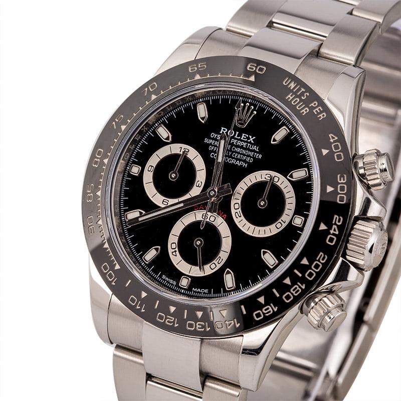 buy online 2d016 2f648 Men s Rolex Daytona Cosmograph 116500LN