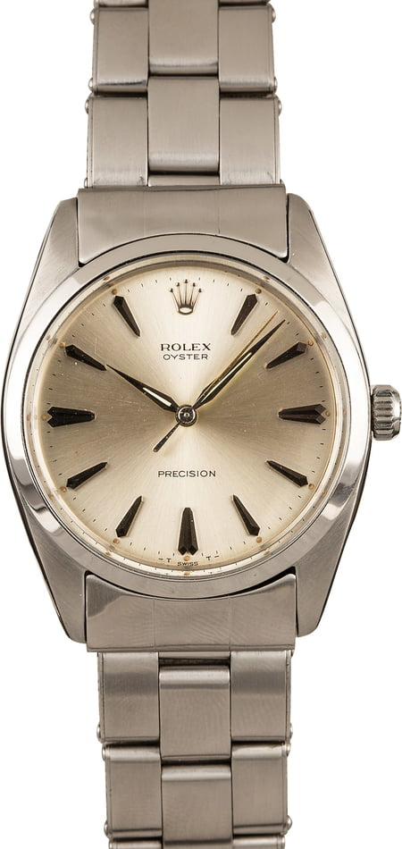Vintage Rolex Oyster Precision 6424