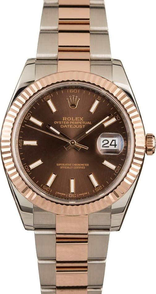 Pre-Owned Rolex Datejust 126331