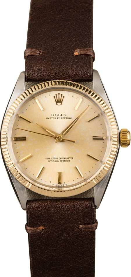 Vintage 1966 Rolex Oyster Perpetual 1003