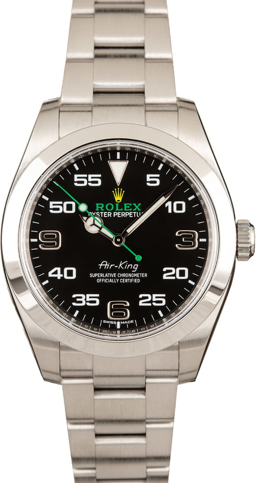 Used Rolex Oyster Perpetual Air King