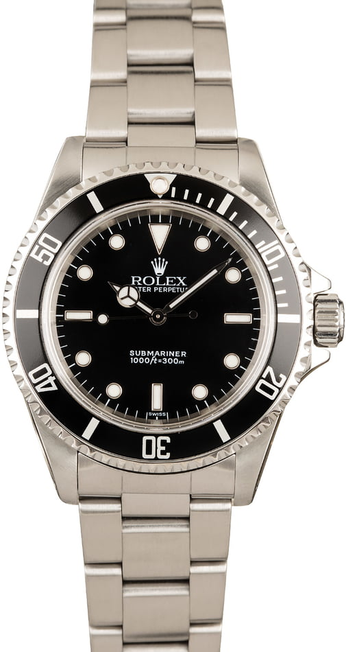 Rolex Submariner 14060 Stainless Steel Bracelet