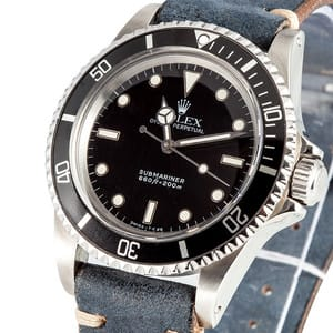 Vintage Rolex Submariner Watch 5513