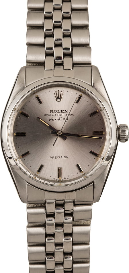 Air,King Rolex 5500 Vintage Watch