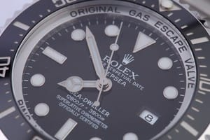 Rolex Sea Dweller Deepsea 116660 Pre-Owned