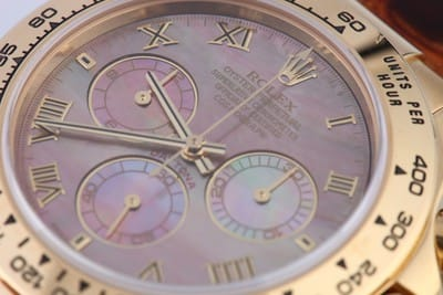 105711 Rolex Daytona Mother of Pearl Dial
