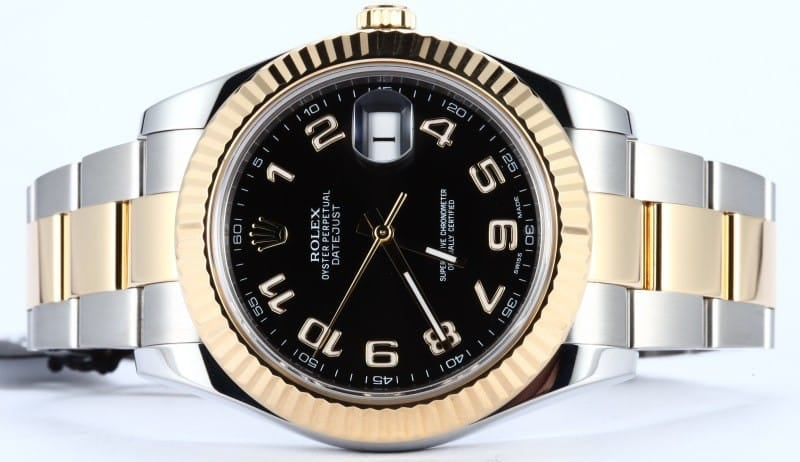 Rolex Oyster Perpetual DateJust II 116333 Mens