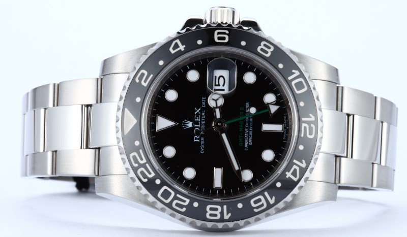 Rolex GMT Master II 116710 Ceramic Black