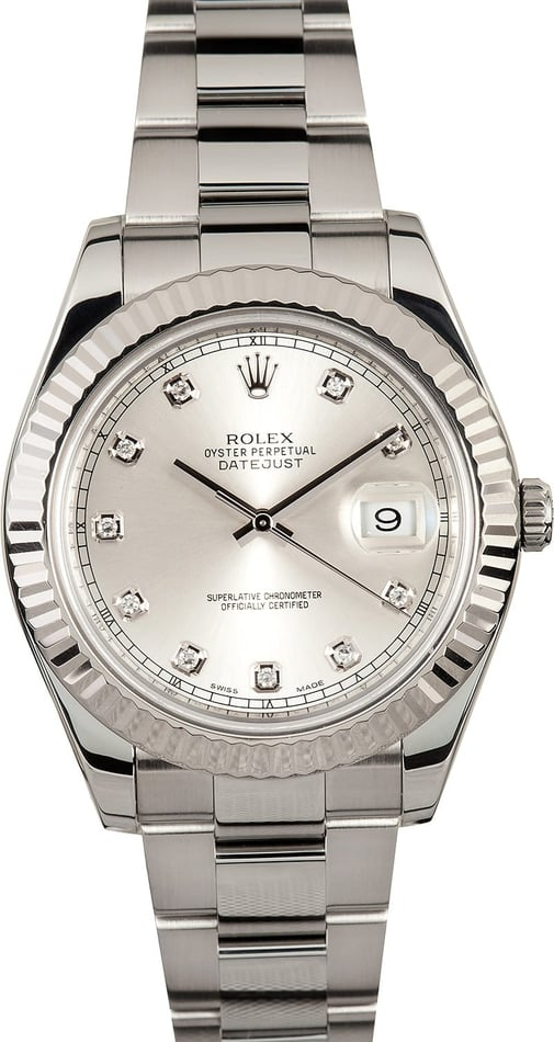 Men's Rolex Datejust II 116334