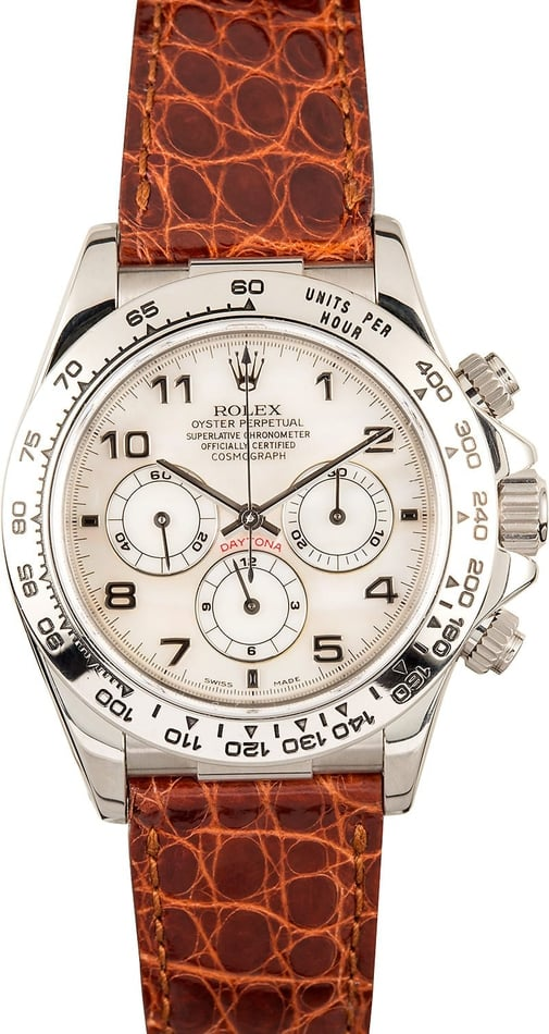 Rolex Daytona 16519 Mother of Pearl
