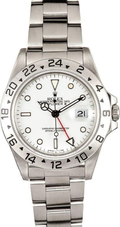 Men's Used Rolex Explorer II