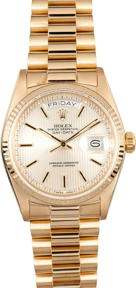 Rolex President Day-Date 18038