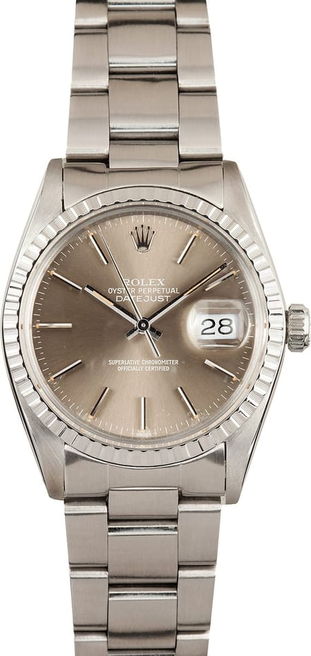 Rolex DateJust 16030 Men's