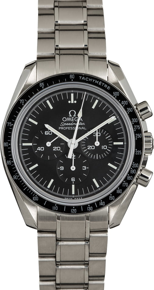Used Omega Speedmaster Moonwatch Professional