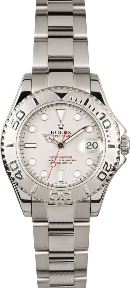 Rolex Yacht-Master 35mm Mid-size 168622