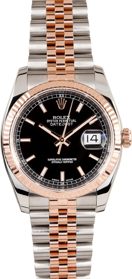 Rolex Datejust 116231 Everose