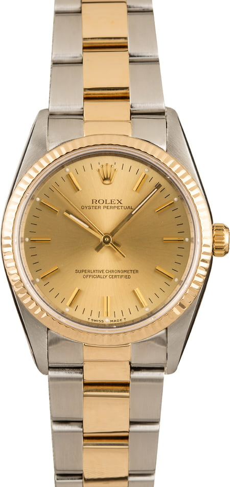 Pre-Owned Rolex Oyster Perpetual 14233