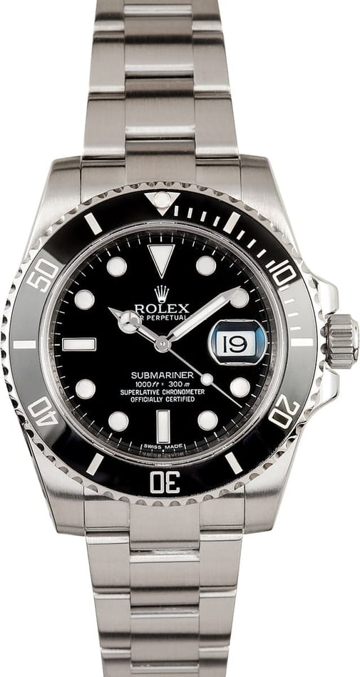 Rolex Ceramic Submariner 116610 5