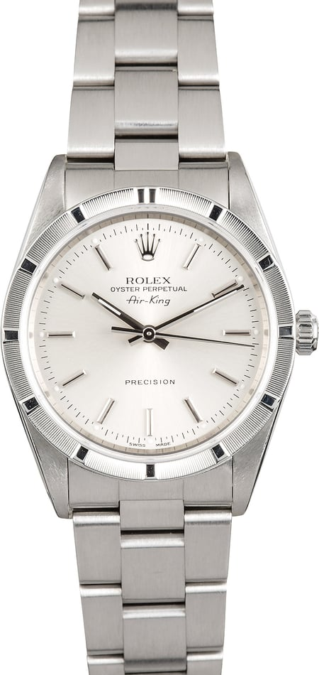 Rolex Air-King 14010 Steel